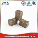 화강암 대리석 절단 다이아몬드는 제조자를 분단한다 인도