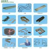 Herstellung Warmhouse/Greenhouse Gebrauch des galvanisierten Stahlrohres