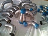 Fitting 304 / 316L Sanitaria de acero inoxidable de grado alimenticio Pipe