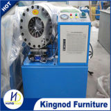 Manguera hidráulica manual de la manguera de acero del precio de fábrica que prensaba la máquina