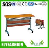 Tableau moderne élevé en bois de Qualty et en métal de formation (SF-5F)