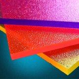 Strato trasparente dell'acrilico di colore ad alta densità PMMA
