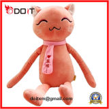 Pink Cat Peluche Plush Cat Toy Cat Soft Toy