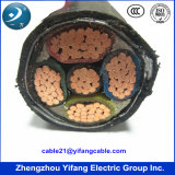 Low Voltage를 위한 0.1/1kv Copper PVC Power Cable