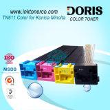 M/c del toner Tn611 di colore per i pezzi di ricambio di Konica Minolta Bizhub C451 C550 C650