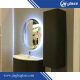 LEIDENE van Frameless van de badkamers Verlichte Gegrenste Spiegel met de Infrarode Sensor van de Sensor van de Aanraking