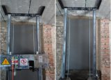 Vendre à chaud de paroi automatique de la peinture de plâtre de ciment plâtre Machine Machines pour la construction de Machine de pulvérisation