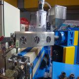 Cable de silicona de la máquina de extrusión con motor Siemens y un inversor