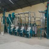 20t máquina de moler maíz para África comida Posho