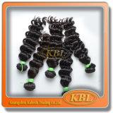 Hair 도매 Wave Natural 4A 브라질인 Hair