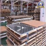 Plaque laminée à chaud ASTM 321 d'acier inoxydable