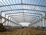 Construction mobile d'atelier de structure métallique