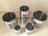 20Slot de mícron Fio Cunha em aço inoxidável para separação de cerveja do Filtro