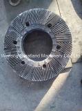 380m m / 450m m, 20ton / 40ton Refiner doble del disco para la pulpa y la máquina de papel