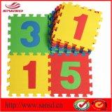 26 Zeichen u. Zahlen Fliesen EVA-Schaumgummi-Matte der EVA-Puzzlespiel-Matten-6