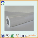 1.27*50m 120GSM PVC auto-adesivo branco para Vinil Adesivo da Carroçaria