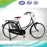ダイナモライト(SH-TR101)が付いている古い従来の28inch自転車かバイク