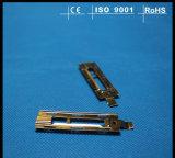 Acero inoxidable punzonado clips de metal para portapapeles
