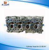 鈴木G13b 8V/16V 11110-82602のための自動予備品のシリンダーヘッド