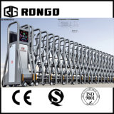 Portões deslizantes baratos de segurança de alumínio