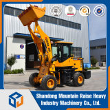 Machines de chantier 1200kg Compact Mini Loader