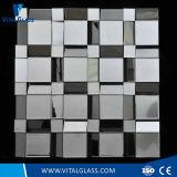 Silver irregolare Spell Mirror per Decoration