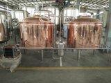 7つのBbl大きいビールビール醸造所装置の商業醸造装置