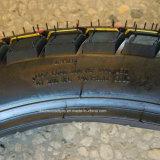 Neumático sin tubo de la motocicleta 100/90-18 de calidad superior