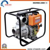 Merk 3 van Wedo de Pomp van het Water van de Dieselmotor Wp30d Wp40d van de Duim 4inch (WP80D/WP100D) met Ce