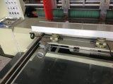 인쇄하는 자동적인 판지 상자 Die-Cutting 기계 물결 모양 기계를 홈을 파기