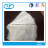 Saco plástico desobstruído material do alimento do LDPE