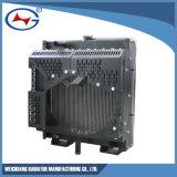 4jb1ta: Radiador de aluminio de la alta calidad para el conjunto de generador diesel