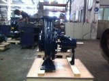 Pompe électrique de canalisation d'aspiration de fin avec des certificats de la CE