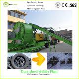Lange Garantie-Umgebung schützen den Gummireifen, der Maschine für Verkauf aufbereitet