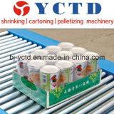 PET Film-Tellersegment-Schrumpfverpackungshrink-Verpackungsmaschine