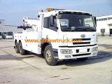 Camiones grúa de 25 toneladas de FAW