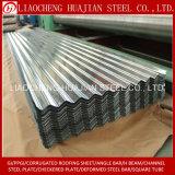 De placas corrugadas de acero galvanizado para tejados