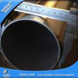 pipe soudée de l'acier inoxydable 304 316