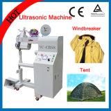 Большая ультразвуковая пластичная швейная машина для шатров