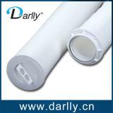 Membrane plissée par flux élevé de fibres de verre