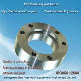 工場の高精度のCNCによって機械で造られる製粉の回転旋盤の部品