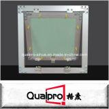 Panneau d'acce2s en aluminium anodisé avec le panneau de gypse AP7730