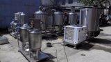 200L Edelstahl 304 oder industrielle 316 Bierbrauen-Kessel-Installationssatz-Systemanlagen-Hauptmaschine