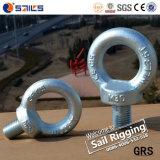 高品質のセリウムの鋼鉄亜鉛によってめっきされるアイボルト