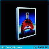 セリウム公認LED Framelessファブリックライトボックスフレーム