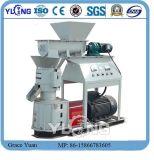 Mueren plana 300-500 Kg/Hora de aserrín de prensa de pellet de madera de pino