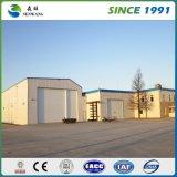 Fábrica estándar de la estructura de acero con el metal prefabricado industrial