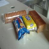 단 하나 줄 쟁반 보다 적게 건빵 포장 기계 (SF-W)