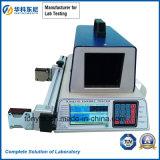 La velocidad del proyectil tester / probador de energía cinética