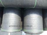 70G/M2, 75G/M2, 80G/M2/90G/M2 PP에 의하여 길쌈되는 Geotextile 또는 위드 반대로 매트